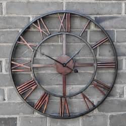 decorative wall clock aliexpress com buy hot sales oversized 3d retro roman