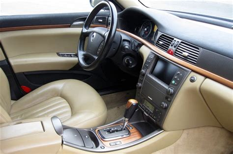 Lancia Thesis Interior 2002 Lancia Thesis 3 0 V6 Review Driven To Write
