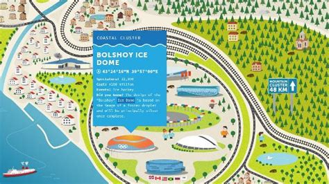 design online map interactive map of the sochi winter olympics feel desain