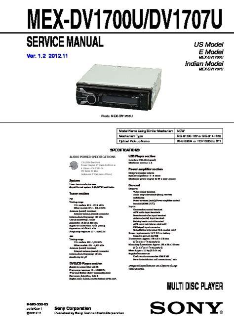 Auto Radio Sony Mex Dv1000 500kn Sony Mex Bt5700u Wiring Diagram Sony Explode Stereo Wire Diagram Billigfluege Co