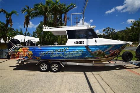 boats for sale australia qld sterncraft 7 8 custom commercial vessel boats online