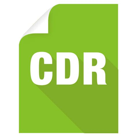 format file corel cdr icon myiconfinder