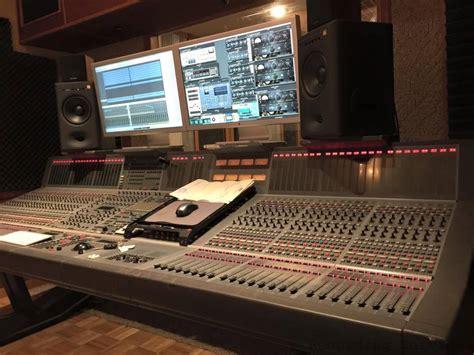 neve recording console neve capricorn digital studio recording console many