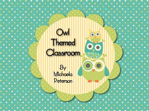 printable owl classroom decorations 7 best images of owl themed classroom printables owl