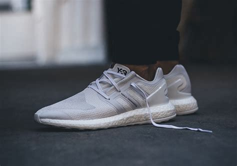 adidas y3 pure boost adidas y 3 pure boost triple white by8955 sneakernews com