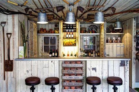pin  dana simmons  bar fronts pub sheds bar shed