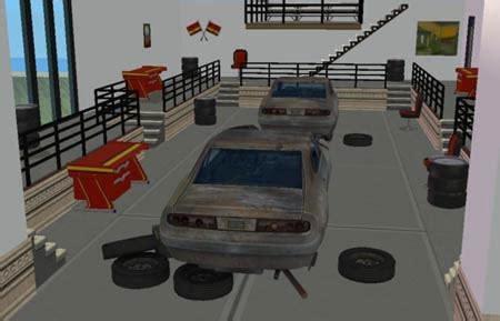 Garage Maison Moderne Interieur by Garage Maison Moderne De Beverly Hill Sims 2 Id 233 E De