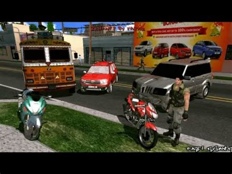 gta mod java game download 400 mb gta india mod for gta san andreas android youtube