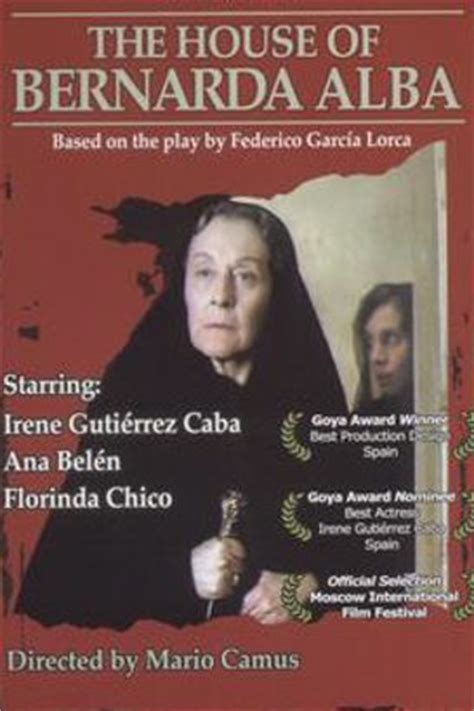 themes in house of bernarda alba the house of bernarda alba 1987 mario camus synopsis
