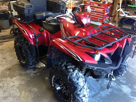 2016 yamaha grizzly rear seat 2018 grizzly thoughts rumors page 2 yamaha grizzly