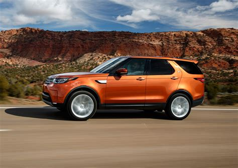 land rover discovery  review car magazine
