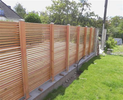 terrasse sichtschutz sichtschutz terrasse selber bauen comgarten holz