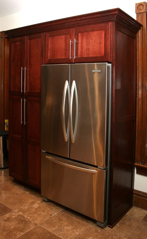 kitchen fridge cabinet pantry cabinet built in pantry cabinets with built in