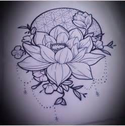 Lotus Flower Sketch Best 25 Lotus Drawing Ideas On