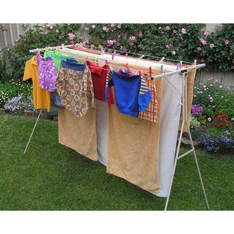 backyard clothesline portable indoor outdoor clothesline my ideal home items