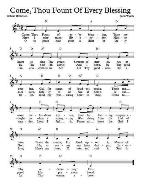 Wedding Blessing Hymns by 17 Best Ideas About Come Thou Fount 2017 On