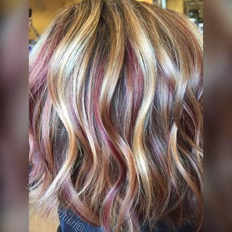 cheap haircuts jacksonville nc best 25 red hair blonde highlights ideas on pinterest red