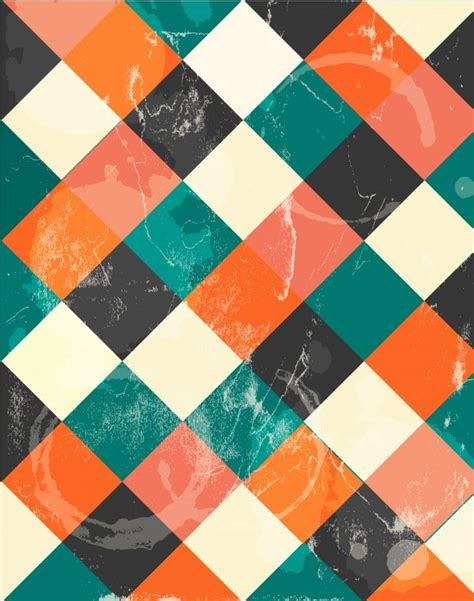 pattern square vector background with square pattern vector free download
