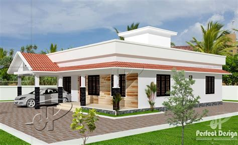 modern house design in pinoy with attic one story contemporary house plan with roof deck house designs house designs