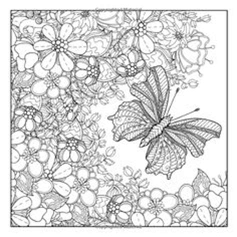 nature scapes coloring pages 1000 images about in the garden on pinterest dover