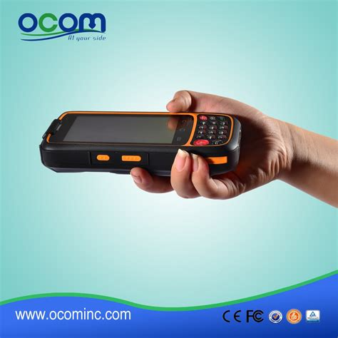 mobile scanner android mobile screen barcode scanner pda with android os