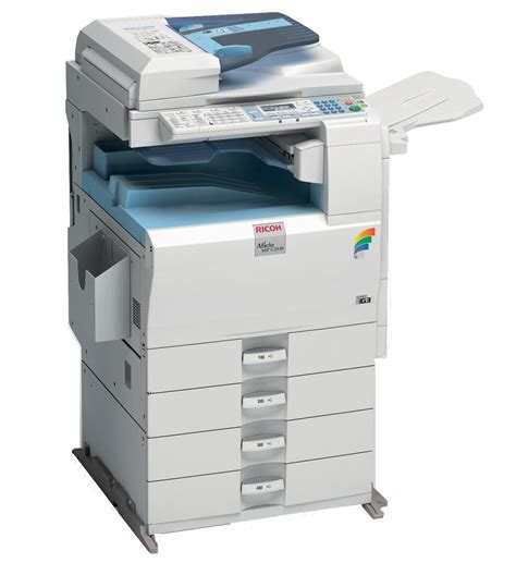 color copier ricoh color copier multifunction device