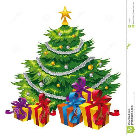 christmas tree image christmas tree stock photos image 7115383