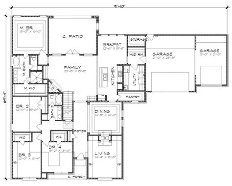 featured house plan pbh 4510 professional builder featured house plan pbh 4247 professional builder