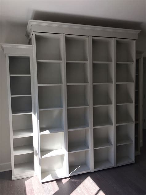 bifold bookcase murphy bed 15 best collection of bifold bookcase