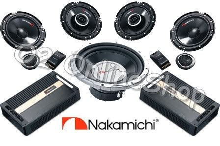 Speaker Aktif Gmc Band Kotak baru segala audio nakamichi headunit single din