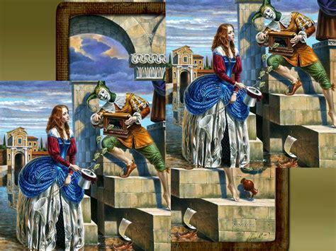imagenes surrealistas musica michael khokhlachov pintor surrealista arte taringa