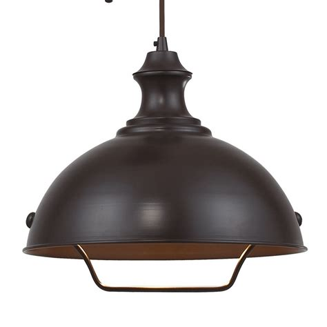 Farmhouse Pulley Pendant Light Bronze Finish 65071 1 Pulley Pendant Lighting