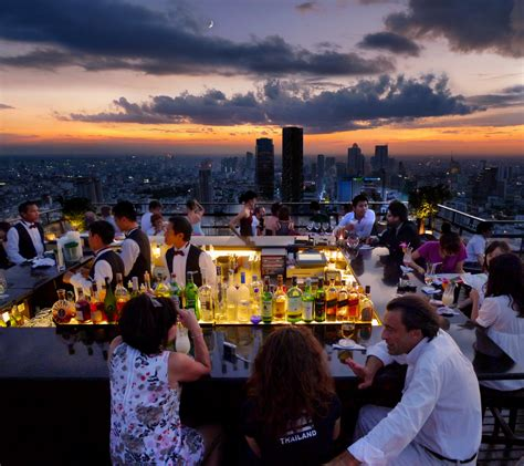 roof top bar in bangkok the vertigo moon bar 169 all rights reserved please take