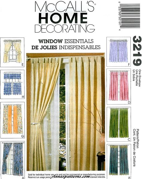 curtain sewing pattern easy panels drapes tab top ties curtain sewing pattern easy panels drapes tab top ties