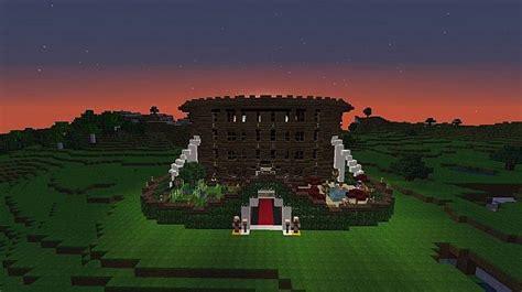 notch s notch s mansion minecraft project