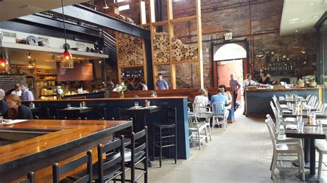 Woodberry Kitchen Baltimore Md by Indoor Dining Area Yelp