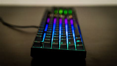 3 Light L by Coolermaster Master Light L Gaming Keyboard Review 3