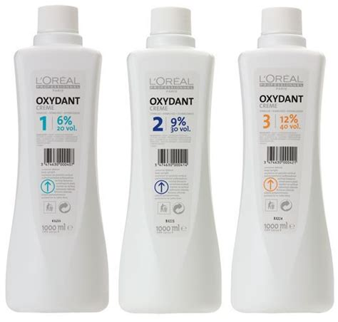 loreal oxydant creme hair colourants ebay l oreal oxidant
