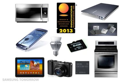samsung electronics samsung electronics honored with 27 ces 2013 innovations awards samsung updates