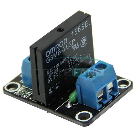 Ssr Solid State Relay Module 1 Channel 5v Resistive Fuse aliexpress buy 5v dc 1 channel solid state relay