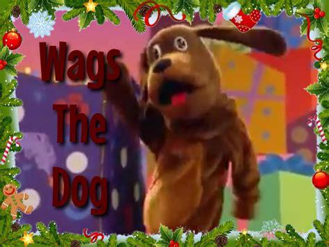 the wiggles wags the the wiggles and wags the wagettes wallskid