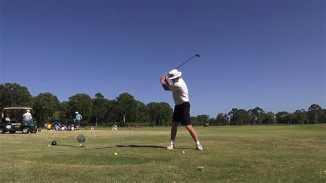 natural swing golf natural formation for a conventional golf swing youtube