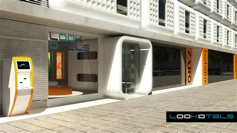 Green Building Homes lookotels seeks to roll out prefabricated capsule hotels