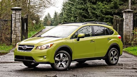 subaru crosstrek matte green video the subaru crosstrek hybrid won t save much