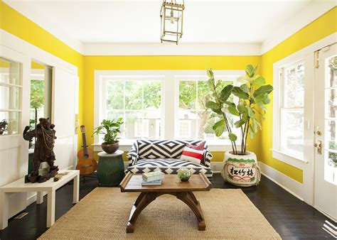 yellow sunroom pictures sunroom photos design ideas remodel and decor lonny