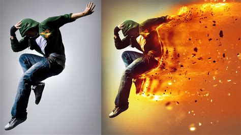 tutorial photoshop action elemental photoshop action tutorial youtube