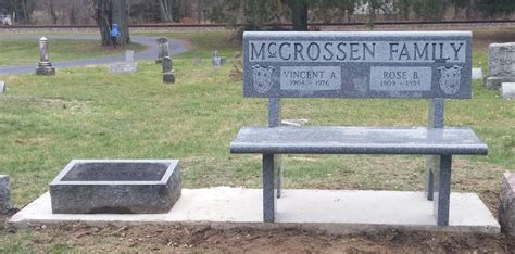 benches for grave sites memorial benches tunkhannock memorial benches meshoppen
