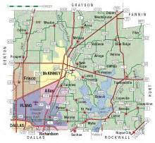 where is collin county on a map collin county almanac