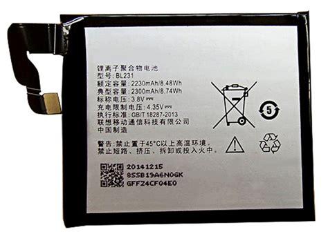 Baterai Lenovo Bl231 Original Lenovo Vibe X2 lenovo bl231 3 8v バッテリー 対応 lenovo vibe x2 x2 to x2 cu 人気pcバッテリー acアダプター専門店舗 denchiya com