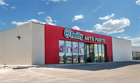 O Reilly Auto Parts Aktie by Commercial Asset Turnaround Specialists Commercial Asset